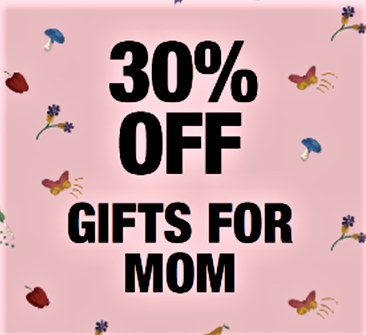 30% off for mom