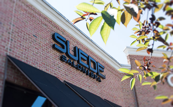 Suede Salon, Spa, & Body
